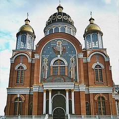 Киевский собор в честь Покрова Пресвятой Богородицы (Оболонь)