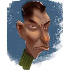 Before Bed Doodle (mr jay myers) Tags: color out that this still bed head working smudge before used doodle link started doodling characterdesign i procreateapp mrjaymyers digitalpaintinginstagram