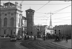 Turin, Piazza Castello