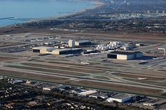 Beautiful LAX! (Mark Harris photography) Tags: california plane canon aircraft aviation lax spotting