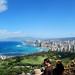 Waikiki from Diamond Head mountain