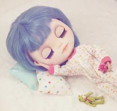 Приятных снов, лапуля!