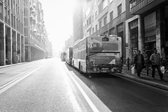 ..on the street 2 (the best maio) Tags: street bw bus monochrome canon bologna fullframe ontheroad controluce noirblanc blanconegro 6d onthebus inthestreet negroblanco blancnoir eos6d ef1635 blancoinegro noirblank canon6d canoneos6d bolognastreet