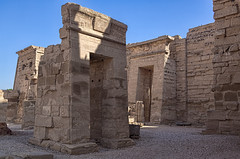 Mortuary Temple of Amenirdis, Medinet Habu, Egypt (bfryxell) Tags: egypt luxor thebes medinethabu necropolisofthebes mortuarytempleofamenirdis