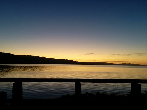 La hora azul, Ancud , Chiloe