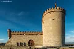 DSC3072 Castillo de Arvalo, siglo XV (vila) (ramonmunoz_arte) Tags: de isabel castillo avila castilla arvalo
