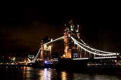 Tower Bridge (BlanderLee) Tags: bridge london tower night view