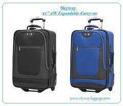 2W Expandable Carry-on (skyway luggage) Tags: bag luggage carry skyway expandable