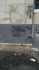 shoba ias (daswsup) Tags: street philadelphia wall graffiti alley paint tag tall philly wicket shoba ias