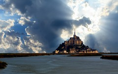 France Normandie Mont Saint-Michel (charles.duroux) Tags: flickr nyip panoramio