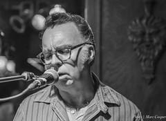 Bluesman Carl Sonny Leyland (MarcCooper_1950) Tags: musician music bar losangeles nikon livemusic blues performer lightroom tarzana d810 marccooper 2470mmf28nikon mauisugarmillsaloon cadillaczackbluesparty