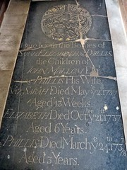 Aslacton Norfolk (jmc4 - Church Explorer) Tags: church heraldry norfolk shield slab ledger aslacton mallom