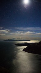 Moon Lit Loch Scavaig