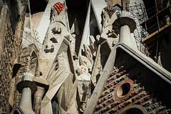 La Sagrada Familia (Qvidja50) Tags: barcelona spain bcn gaudi sagradafamilia