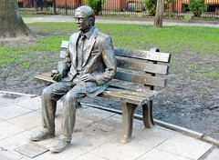Alan Turing (quisnovus) Tags: statue manchester turing