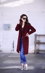 Sandro8 (InSpadesBlog) Tags: fashion outfit gap style blogger bananarepublic sandro kennethcole lookbook karenwalker ootd