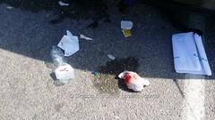 Incidente in via Hochberg a Bastia Umbra (24) (Gruppo Editoriale UmbriaJournal) Tags: bastia incidente