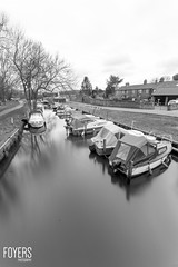 beccles suffolk boats-5820-3.jpg (Bob Foyers) Tags: longexposure water river boats suffolk beccles 1740mml canon6d dogwood52 dogwoodweek12 ndfillter10stop