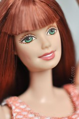 Dolls on M2M (nostalgic) body (IHime1) Tags: barbie move made