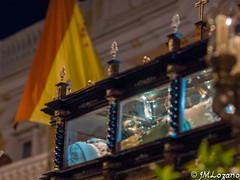 Santo entierro a su paso por la Comandancia General (josmanmelilla) Tags: santa espaa sony religion semana melilla tradicin procesin