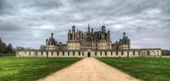 Chteau de Chambord ( Loir et Cher ) (Didier Gozzo) Tags: castle chambord loire chteau hdr loiretcher easyhdr hdrextremes hdrenfranais