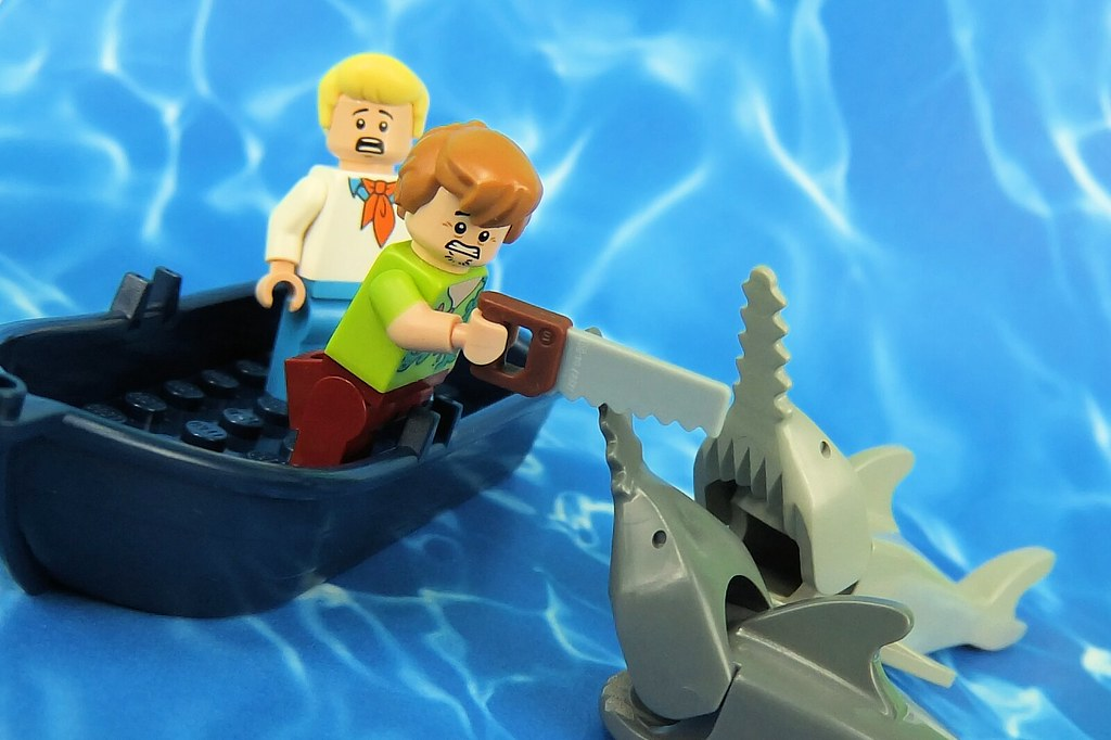 Lego Shark Toys For Boys : The world s best photos by lesgo lego foto flickr hive mind