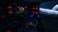 Interrogation (Luke Skytrekker) Tags: hope lego you render space adventure story enjoy overlord scifi series blender episodic chrispeterson