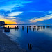 Sunrise from Wildemere Beach