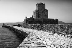 The Bourtzi of Methoni (Irwin Scott) Tags: tower castle greece methoni scenicsnotjustlandscapes