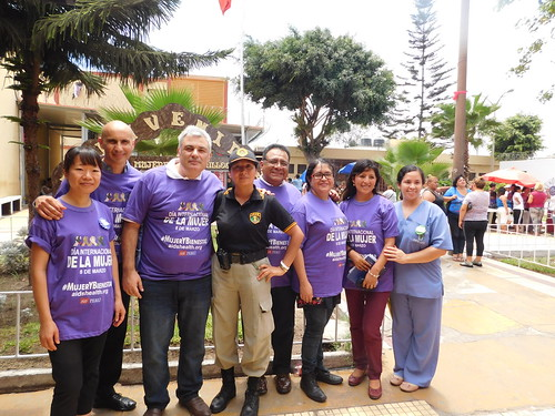 International Women's Day 2016: Peru