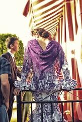 Flamenca (jantoniojess) Tags: españa sevilla andalucía spain feria seville flamenca mantilla feriadesevilla feriadeabril mantón peineta volantes trajedeflamenca casetaferia feriadesevilla2016