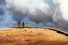 Gunnuhver (holger.torp) Tags: hot spring steam geyser geothermal reykjanes hver gunnuhver hverasvæði