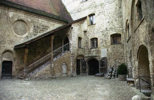 2007 12 Germania - Baviera - Burghausen - Il Castello 233