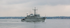 Vlaardingen M863 Minesweeper (Niall McCormick) Tags: dublin netherlands port 1 mine ship counter group navy royal class nato vlaardingen minesweeper measures tripartite minehunter m863