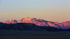 20160227_DV_trip_002 (petamini_pix) Tags: california pink mountain sunrise landscape dawn sierra sierranevada alpenglow eastsierranevada