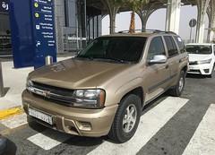 Chevrolet - TrailBlazer LS - 2005  (saudi-top-cars) Tags: