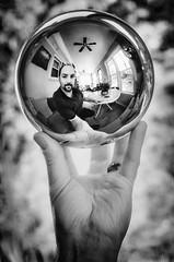 Theme-ImitateArt (crmanski) Tags: blackandwhite selfportrait self escher selfy selfie