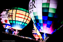 2016 Balloon Glow (Shannon Tompkins) Tags: hot colors festival night 35mm canon glow mark kentucky ky air iii 14 balloon sigma 5d louisville derby