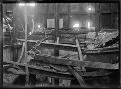 Bogskär; sisäkuva 1915 tuhoutuneesta majakasta (KansallisarkistoKA) Tags: lighthouse beacon 1920 majakka bogskär