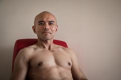 IMG_1439 (Zefrog) Tags: uk portrait man london pecs asian topless johann zefrog