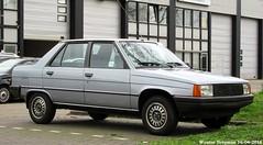 Renault 9 TSE (XBXG) Tags: auto old france holland classic haarlem netherlands car sedan vintage french automobile nederland 9 voiture renault frankrijk paysbas tse ancienne franaise r9 renault9 reneuf