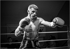Kickboxing (RichVelardo) Tags: uk portrait white sports sport swansea wales photography photo fight nikon flickr kick ko f winner knockout punch boxing fighters fighting fitness fit kickboxing k1 photooftheday sportsphotography flickrsports sportphotography d7100 nikond7100