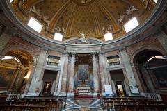 Sant'Andrea al Quirinale, Bernini (Context Travel) Tags: rome art architecture baroque bernini santandreaalquirinalechurch