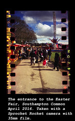 The Easter Fair (fitzhughfella) Tags: 35mm easter sprockets easterfair sprocketrocket
