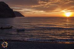 IMG_8618 (Enrique Gandia) Tags: nature sunrise landscape spain andalucia amanecer almeria cabodegata lasnegras travelblogger consejeroviajero