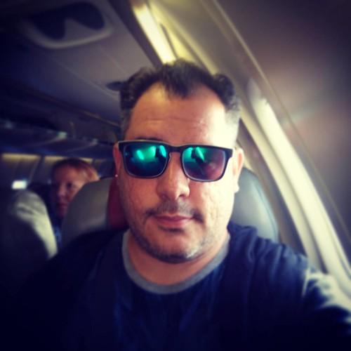 Ya en el Avión para la Reunión Herman@s de Plena Inclusion