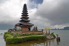 Temple sur l'eau (Claude-Olivier Marti) Tags: bali indonesia asia asie indonsie munduk