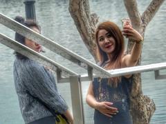 Sculptures : Homage To Newton by Salvador Dal / Bird, 1990 by Fernando Botero @ UOB Plaza Singapore  #bird #sculpture #uobplaza #singapore #singaporeriver #goodday #ilovephotography (Edmund @ Shoot SGP) Tags: sculpture bird singapore singaporeriver ilovephotography goodday uobplaza