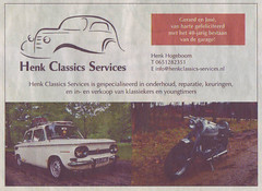 Henk Classics Services (willemalink) Tags: classics services henk