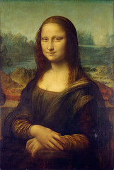 () - The Mona Lisa (La Gioconda) (The K Series) Tags: italy paris art painting louvre lisa mona gioconda da leonardo vinci renaissance   thekseries
